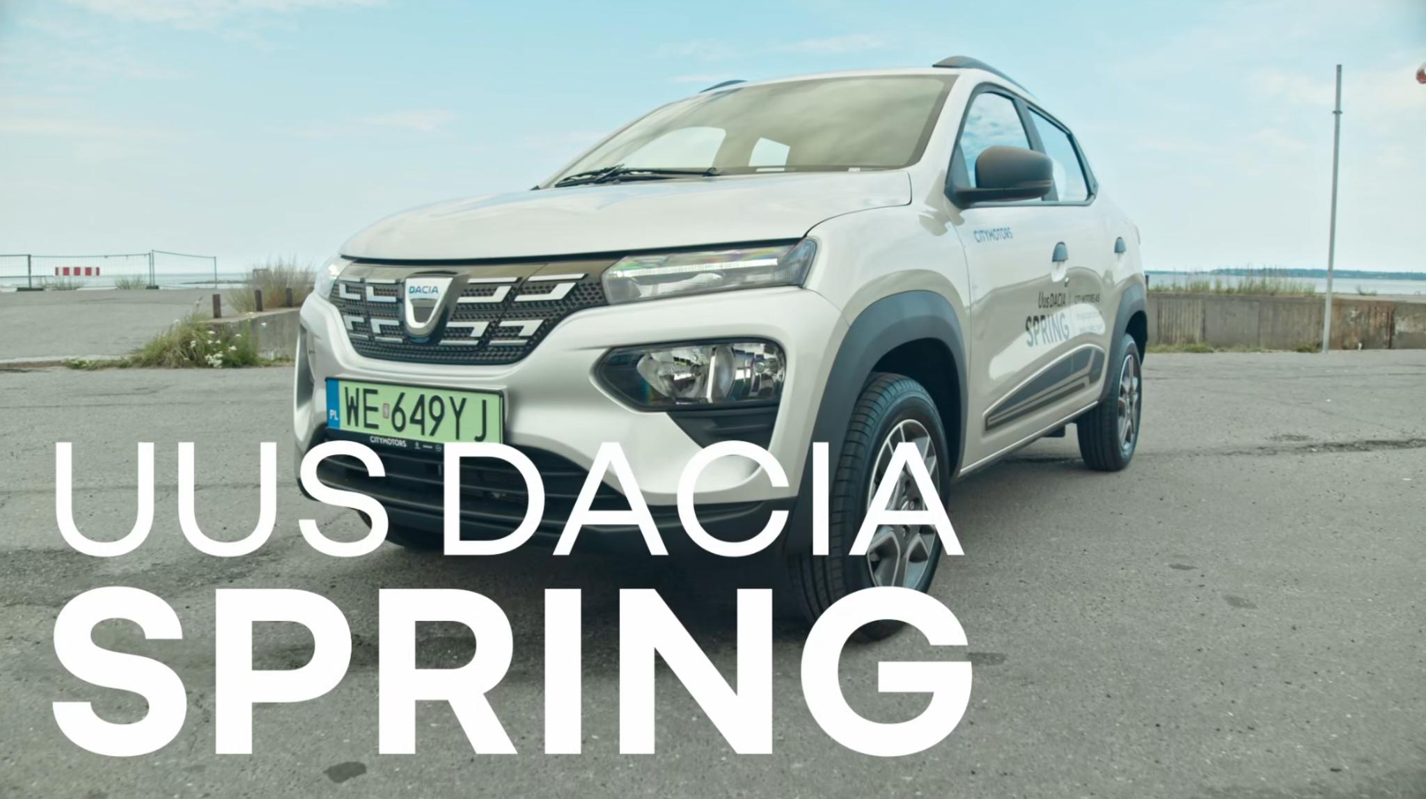 Spring Electric on kohal!