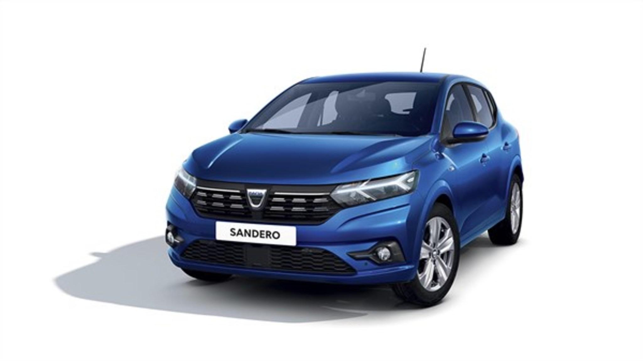 Uus Dacia Sandero